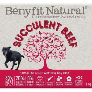 Benyfit Natural - Succulent Beef