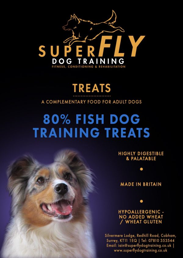 Fish Training Treats